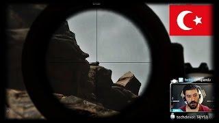 TÜRK SNIPER PANDA ÇAVUŞ | Battlefield 1