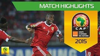 Can 2015 | Poule A - Gabon 0-1 Congo