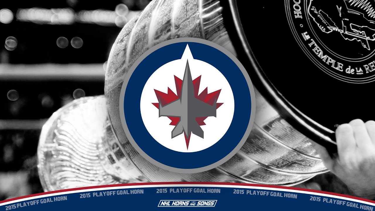 nhl winnipeg jets wallpaper Winnipeg Jets 2015 Playoff Goal Horn YouTube