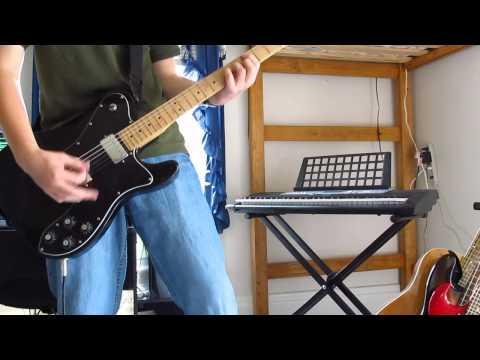 Draw Me Inside | Andrew Stillman/Ben Kasica | Guitar Cover | HD