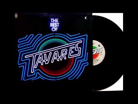 TAVARES - It Only Takes A Minute