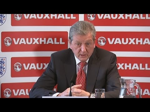Roy Hodgson names England World Cup squad for Brazil - Highlights