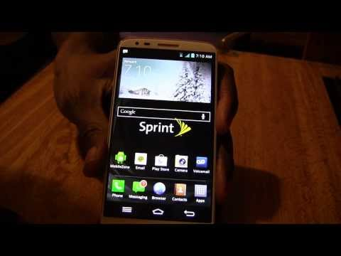 LG G2 Sprint on Boostmobile
