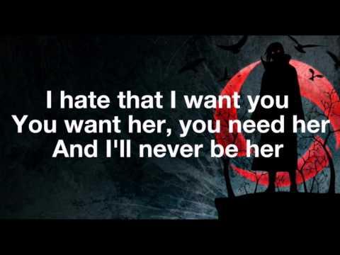 Gnash(ft. Olivia O'brien) I hate u I love u Lyrics