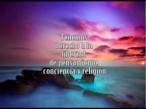 Derecho a la libertad de pensamiento, conciencia y