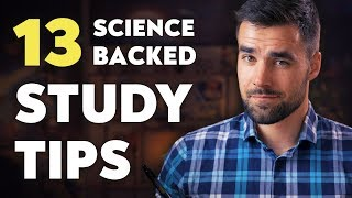 13 Essential, Science-Backed Study Tips