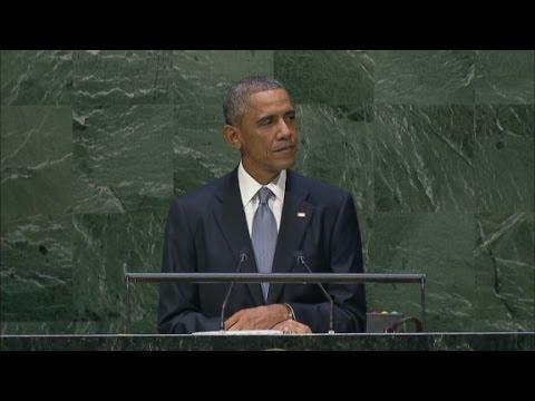 Obama addresses Muslim youth at UNGA