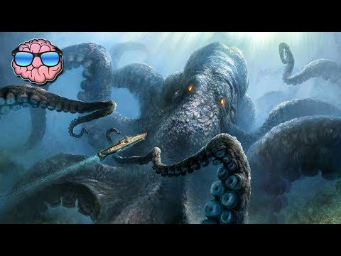 Top 10 Scariest Mythological SEA MONSTERS