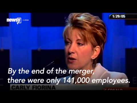 Fiorina's Job Growth Claim At HP Is Overstated - Newsy