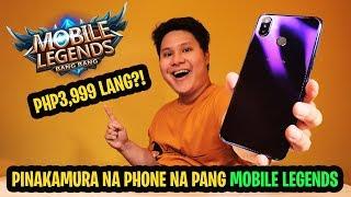 Cherry Mobile Flare S8 - PINAKAMURANG PHONE NA PANG MOBILE LEGENDS!