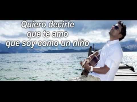 Alex Campos Entregarme Todo (LETRA)