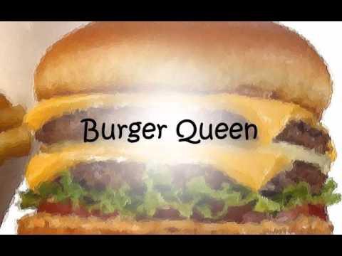 Burger Queen (ABBA Dancing Queen parody)