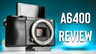 SONY A6400 REVIEW | FASTER THAN THE SONY A7III?