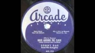 Sonny Dae and His Nights  Rock Around The Clock  ARCADE 123 JB