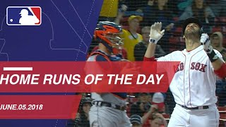 Home Runs of the Day: 6/5/18