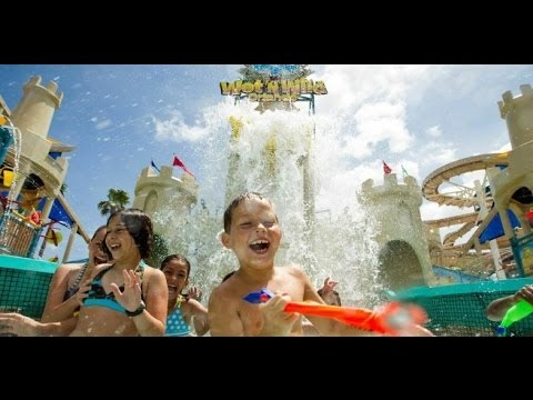 Exploring Orlando Theme Parks Disney World Florida Vacation 2014