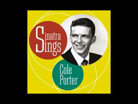 Frank Sinatra - I Love You by Cole Porter
