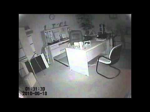 Paranormal Anomalies Captured by Video Surveillance - #2