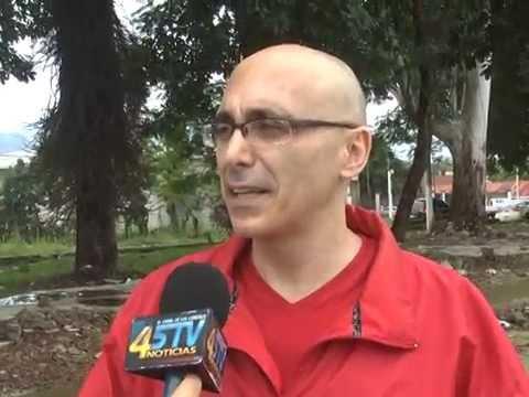 Entrevista al escritor PATRICIO MILAD (Noticiero 45TV - Honduras)