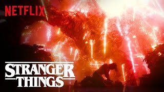 Stranger Things 3 | VFX Breakdown | Netflix