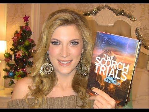Glitterature: The Scorch Trials