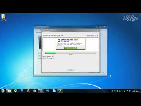 How To Easily Get Windows 7 or 8 Onto A SD Card / USB Flash Drive - Novicorp WinToFlash