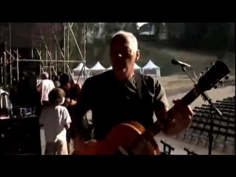 David Gilmour - On Tour Behind the Scenes