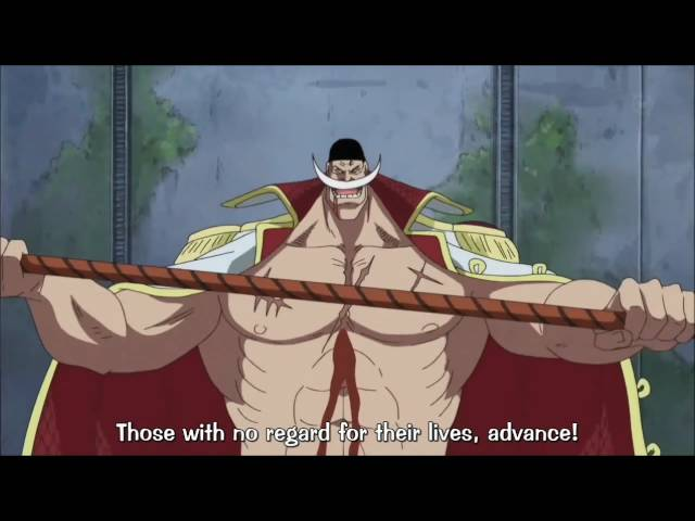 Whitebeard vs Akainu (MUST SEE!!!)