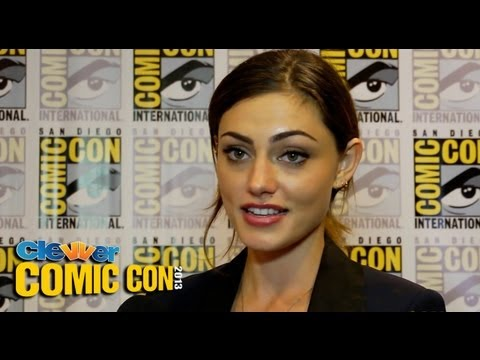 Phoebe Tonkin Talks Hayley & Klaus Relationship and The Originals: 2013 Comic-Con