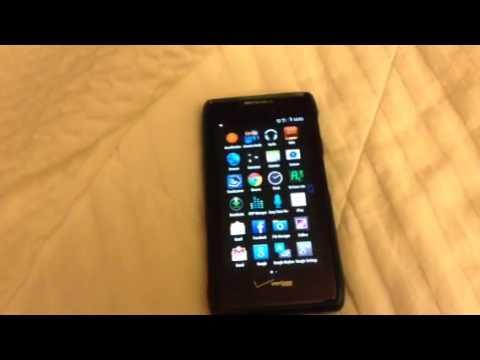 Motorola Droid Razr Maxx Android 4.4.1 Kit Kat