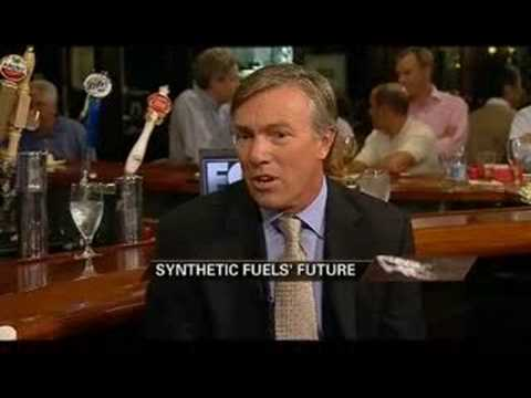 Bio-Synthetic Diesel and Jet Fuel on Fox Business