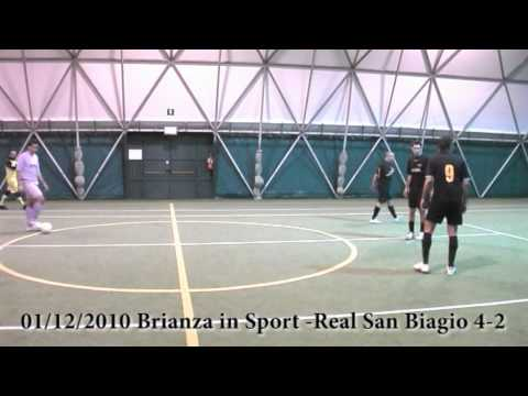 01-12-2010_Brianza in Sport -Real San Biagio_4-4.mpg