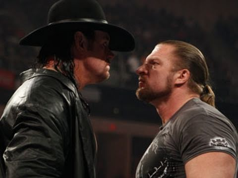 Raw: The Undertaker Returns On 2.21.11 And Meets Triple H video