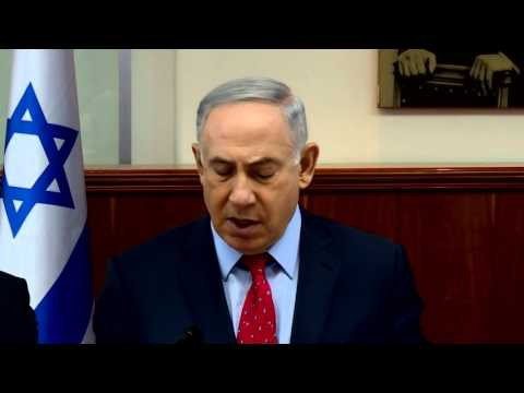 PM Netanyahu's Remarks at Weekly Cabinet Meeting - 10/04/2015