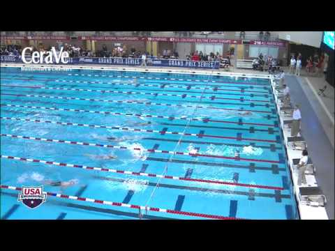 Women's 400m Individual Medley C Final   2012 Columbus Grand Prix