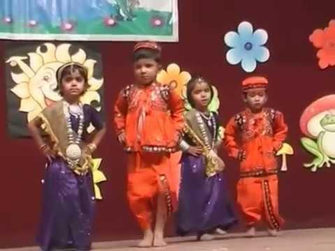 Sunshine nursery School anniversary program 4