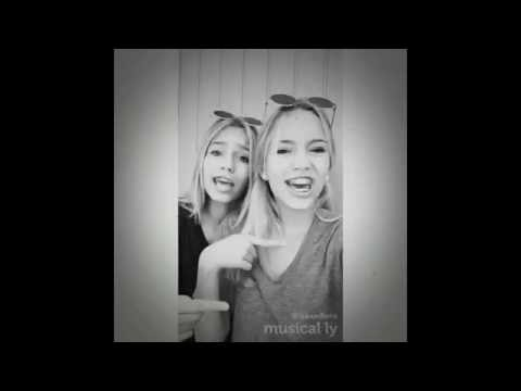 Original sound || Justitos || Musical.ly - Lisa and Lena