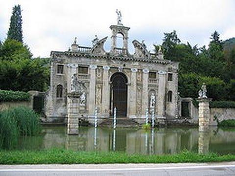 Parco di Valsanzibio - Villa Barbarigo - Galzignano Terme - Colli Euganei Veneto