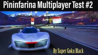 Asphalt 8: Pininfarina H2 Speed   Multiplayer test #2 (Rank 1552)