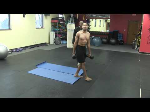 mma takedown techniques easy to learn UFC Image 1