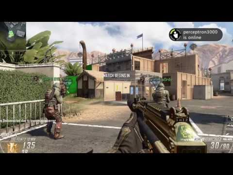 Call of Duty: Black Ops 2 - Domination - Studio - K/D - 31-9 C/D - 4-11