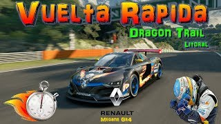 VUELTA RAPIDA - DRAGON TRAIL LITORAL - Renault RS01 GT3