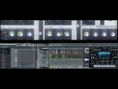 EDM Production Quick Tip #26 (Benefits/Differences of Nexus 2 -Massive -Sylenth1-FM8 )
