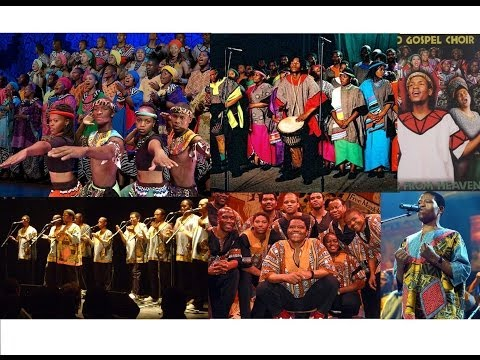 Ladysmith Black Mambazo & Soweto Gospel Choir  (2) video