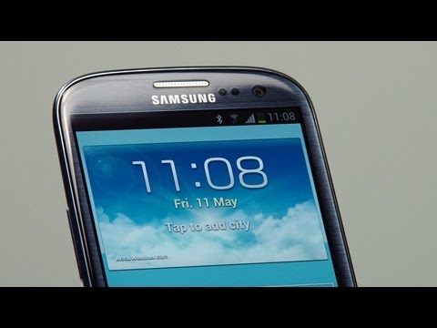 Phones for 2012 - Samsung Galaxy S3, HTC One X, iPhone 4S, HTC One S & Galaxy Nexus