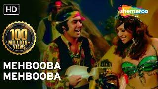 Mehbooba Mehbooba  Sholay 1975  Helen  Amitabh Bac