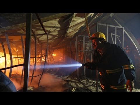 At least nine perish in Bangladesh garment factory fire