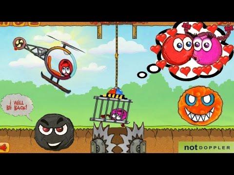 Приключение красного шарика