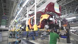 Hyundai Santro in the Making | A Factory Visit