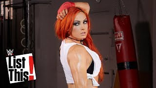 5 things you need to know about Becky Lynch: WWE List This!
